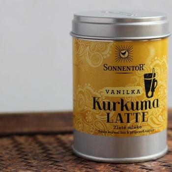 Kurkuma Latte Wanilia