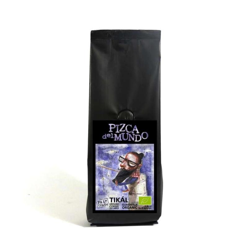Tikal kawa organiczna